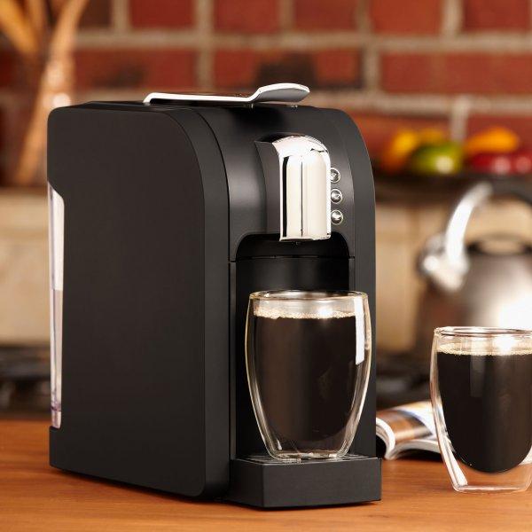 Für Starbucks-Liebhaber: Verismo Kapselmaschine + 5 Kapsel-Packungen gratis dazu