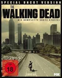 The Walking Dead - Staffel 1 Bluray