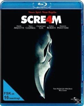 [Media Markt Online] Scream 4 Steelcase Edition 4,90€