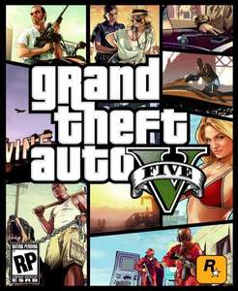 GTA 5 für 54,99 € (zzgl. 0,99 € Versand)