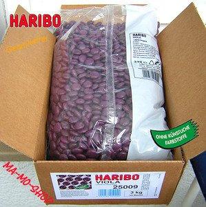 """Preisfehler bei Amazon (Marketplace """"World of Sweet"""") Haribo Viola 3 Kg für 1,11 € plus Versand 5,95 €"""