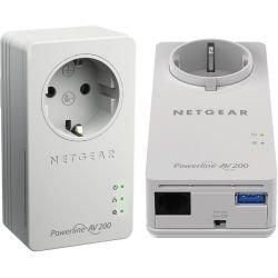 Netgear XAUB2511-100PES Powerline-Netzwerkadapter KIT