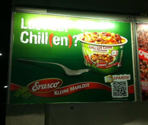 Erasco *Kleine Mahlzeit* für 0,69€ statt 1,99€