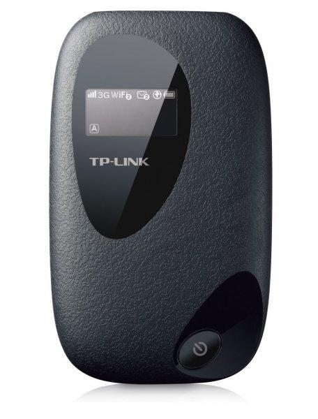 """TP-Link™ - Mobiler MIFI WLAN-Router """"M5350"""" (802.11b/g/n,HSPA+,2000mAh Akku) für €47,90 [@Amazon.de]"""