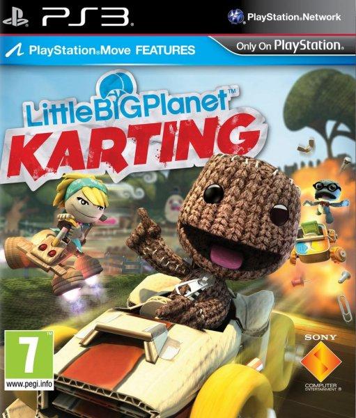 [wowhd] Little Big Planet Karting (PS3) für 12,79 inkl. Versand