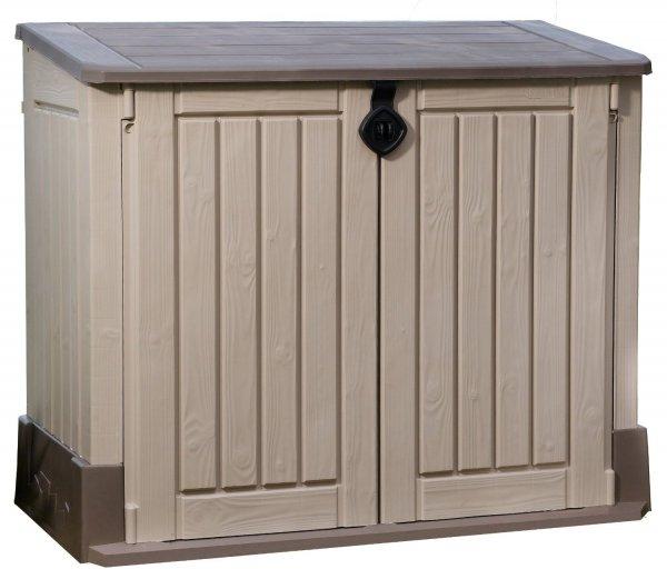 Keter Woodland 30 Garten-/Mülltonnenbox