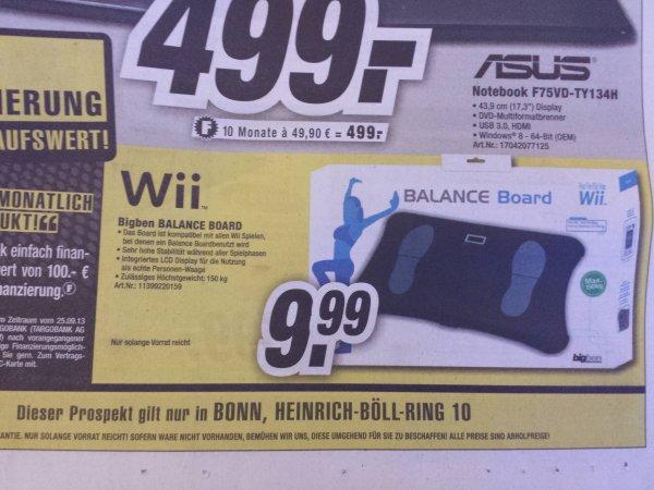 [LOKAL] Bonn - Wii Bigben Balance Board