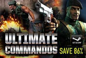 [Steam] Bundlestars - Ultimate Commandos Bundle