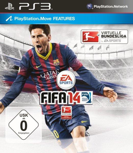 Fifa 14 für PS3 & XBox360 = 51,99€