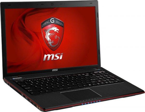 """MSI GE60, i5-3230M, GT750M (GDDR5), mattes Full HD 15,6"""" Display für 669,- €"""
