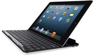 "Belkin™ - Bluetooth-Tastatur-Case ""FastFit"" (Apple iPad) für €39,99 [@Notebooksbilliger.de]"