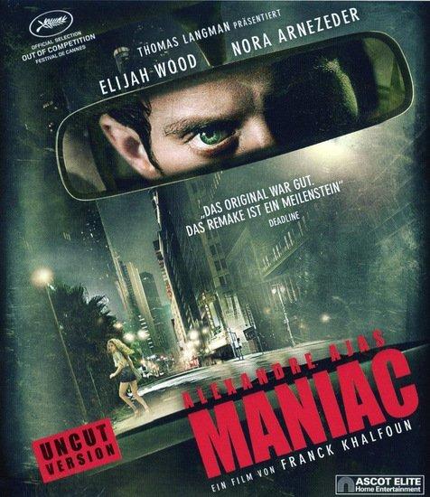[CeDe.de] Maniac 2012 (Alexandre Aja) Blu-ray 13,49€ **UNCUT**