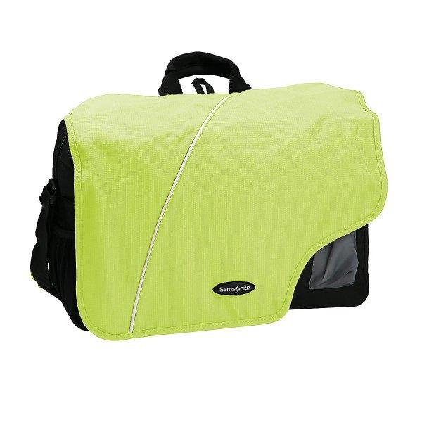 """Samsonite™ - Messenger Bag/Notebook-Tasche """"Wander 3 Boston"""" für €20,20 [@Zavvi.com]"""