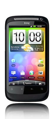 HTC Desire S 339,95 Eur