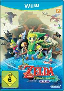 [Wii U] The Legend of Zelda - Wind Waker HD (Preorder)