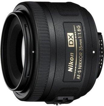[Lokal Berlin-Tempelhof] - Nikon AF-S DX Nikkor 35mm 1:1,8G Objektiv