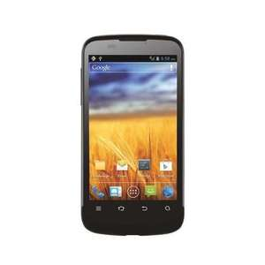 ZTE Blade III 10,2cm TFT Display, 5-MP-Kamera, Android 4.0.4 für 89€