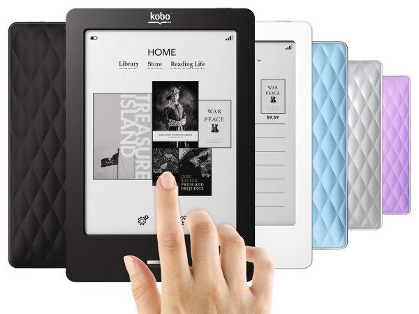 [Lokal] MediaMarkt Pforzheim - Kobo Touch eBook Reader (verschiedene Farben)
