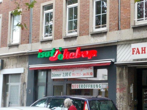 1 Woche Döner für 2 € in Aachen