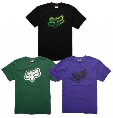 verschiedene Fox T-Shirts für 15,00 € statt 29,95 € bei profirad