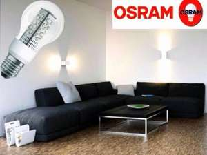 Osram E27 LED 12er Supersparpack