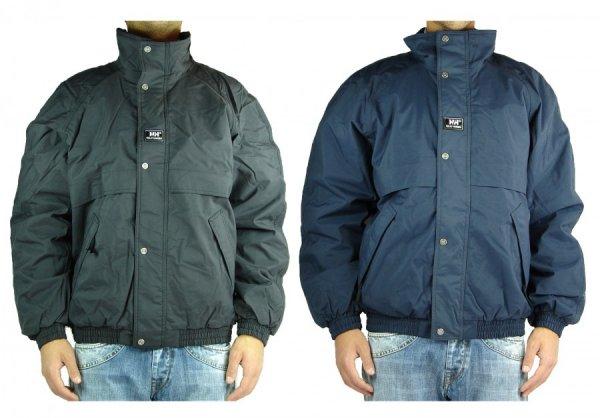 HELLY HANSEN Jacke Workwear für 39,99€ frei Haus in schwarz und blau - Größe S - XL