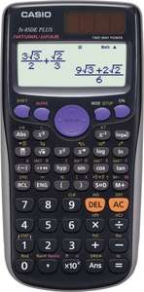 [Saturn Aachen (offline)] wissenschaftl. Taschenrechner Casio fx-85DE PLUS (Restposten)