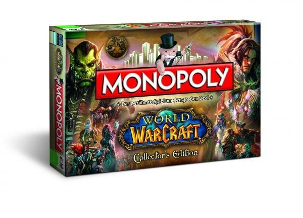 Monopoly - World of Warcraft 42662 für 29€ @Getgoods