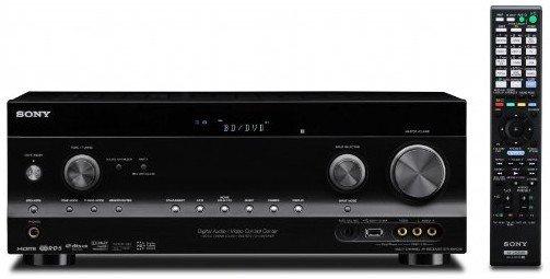 Sony STR-DN1030 7.2 AV-Receiver (7x 145 Watt, AirPlay, WiFi, HDMI, Upscaler 1080p) schwarz [qipu möglich: -14,52 €, max. 23,9% Ersparnis ggü. idealo.de (299,00 €)]