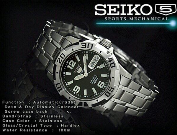 Amazon.es * Seiko 5 Diver Automatik Uhr * SNZJ49 * 31% günstiger