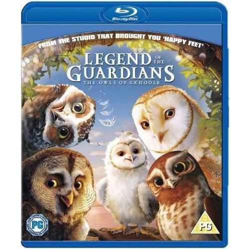 Blu-ray - Legend of the Guardians (Die Legende der Wächter) für €5,89 [@Zavvi.com]