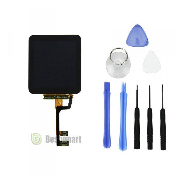 LCD-Displayglas + Digitizer Austauschset für iPod Nano 6G mit Werkzeug für 21,65€ inkl. VSK