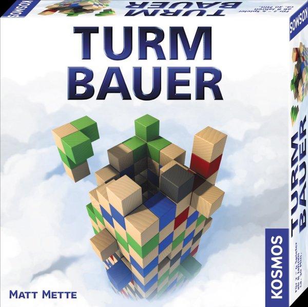 "Kosmos™ - Gesellschaftsspiel ""Turmbauer"" ab €16,89 [@Galeria-Kaufhof.de]"