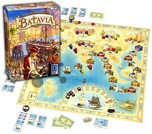 Batavia - großes Brettspiel für nur 8,99 €