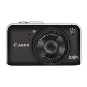 Canon PowerShot SX230 HS - Amazon Warehousedeals