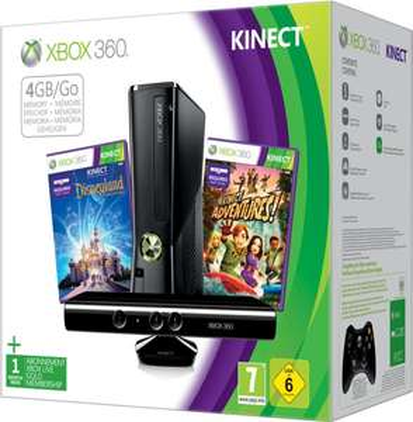 [Lokal MM Landsberg am Lech] XBox 4GB Kinect und Philips LED TV 46PFL6108