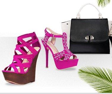 Paar Schuhe, Tasche oder Accessoirs umsonst (nur VSK)
