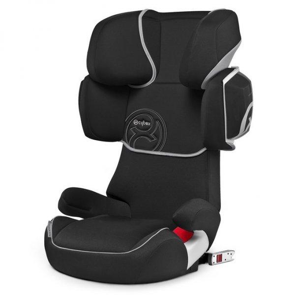 "Cybex ""Solution X2-Fix"" Kindersitz 2014 (Charcoal-black) für 103€"