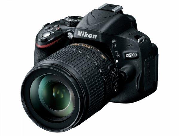 [Saturn] Nikon D5100 mit AF-S VR DX 18-105mm - 489€