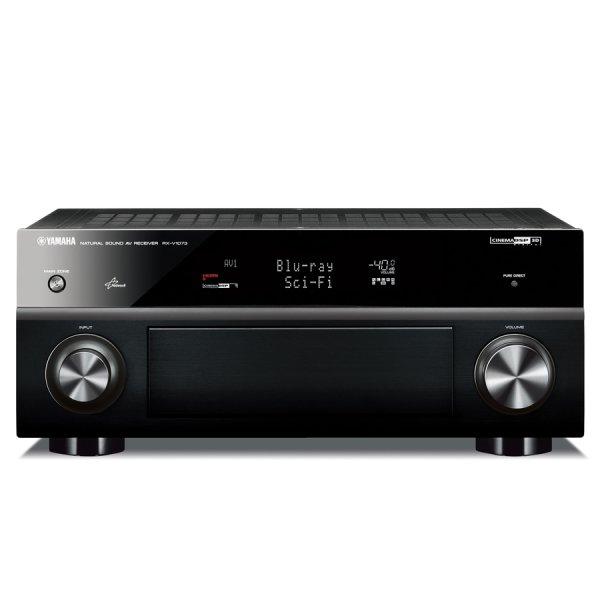 Yamaha RX-V1073 schwarz/titan 7.2 Receiver HDMI 1.4