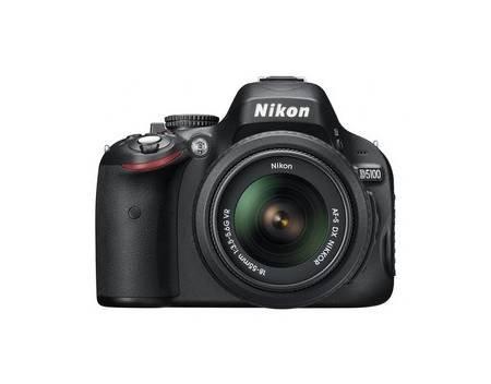 Nikon D5100 Kit 18-105mm [Saturn] nur am Montag 30.09.2013 für 489,00€ + online