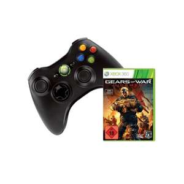 Xbox 360 Wireless Controller + Gears of War Judgement für 33€ + 5€ FSK18 @Amazon.de