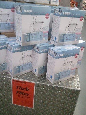 [Lokal Esslingen] BWT Wasserfilter inkl. 1 Kartusche für 2,99