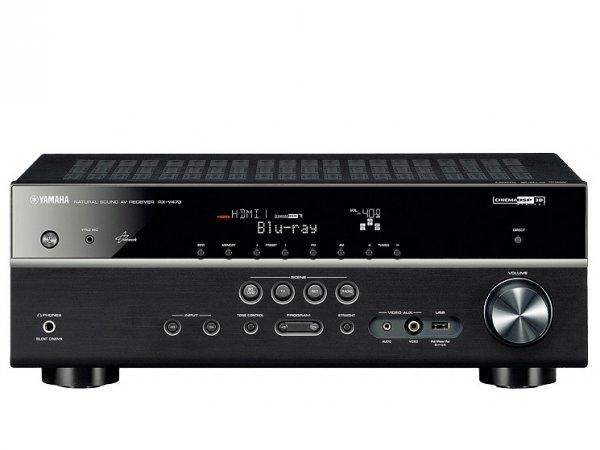 [evtl. lokal Koblenz] Am 04.10.: Yamaha RX-V473 (Airplay und netzwerkfähiger 5.1 AV Receiver) für 250€ @ Saturn