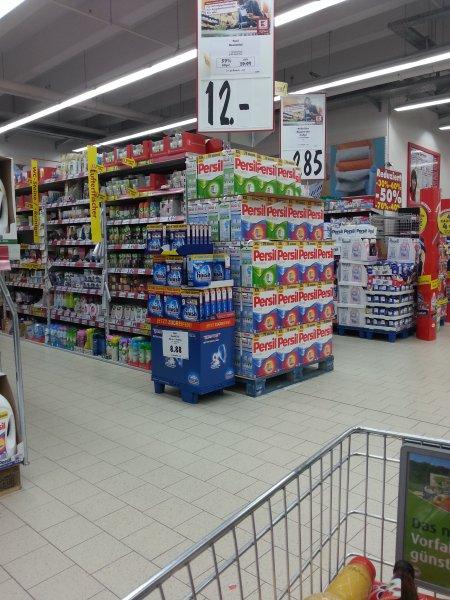 [Nürnberg/Lokal?] Persil Waschpulver XXL 70 Wäsche für 12,- statt 20€ Kaufland