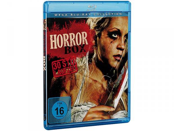 Blu-ray Collection: Horror (20 Filme) [Blu-ray] für 5€