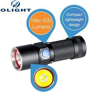 [iBood des Tages] OLight S10 Baton-L2  | Kompakte Cree LED - Taschenlampe für 35,90€