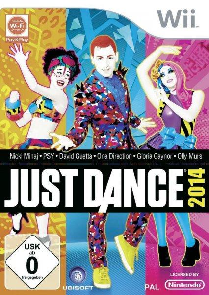 [voelkner] Just Dance 2014 günstig vorbestellen durch Gutscheincode ab 30,70 €