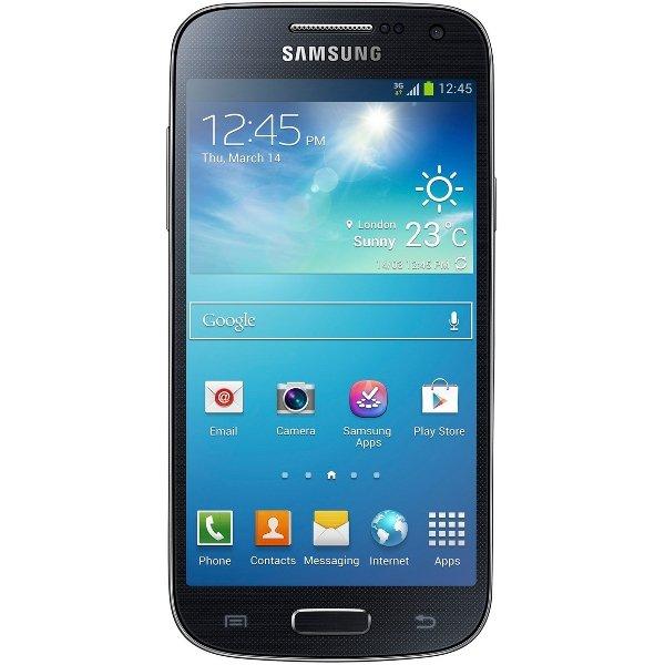 Samsung Galaxy S4 mini i9195, Schwarz