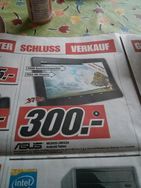 ASUS MeMO Pad FHD 10 32GB [Lokal? Offenburg und BadenBaden]